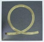 14 K gouden Band Collier- 44 cm