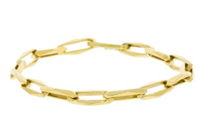14K gouden Closed Forever Armband
