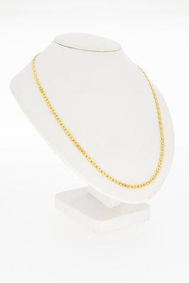 14 karaat gouden Gourmet Collier - 45,5 cm