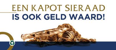 Gouden sieraden verkopen!