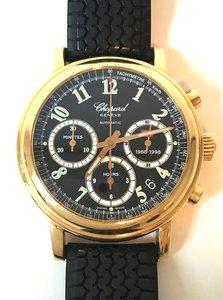 Gouden Horloge Chopard Mille Miglia