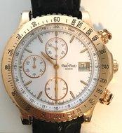 Paul-Picot-Le-Chronographe--Automatic-No-72-013--Verkocht-