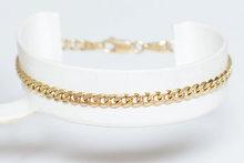 14-K-Gouden-Gourmet-Armband-20-cm