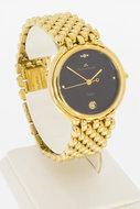 Goldplated-Klassiek-Maurice-Lacroix-Heren-Horloge